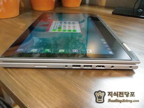 i5 태블릿 모드