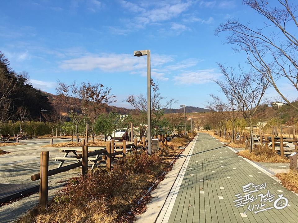 김천 산내들오토캠핑장
