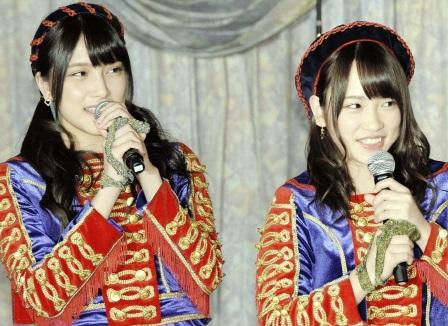 카와에리리나&이리야마안나