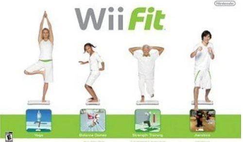 위 핏 Wii Fit