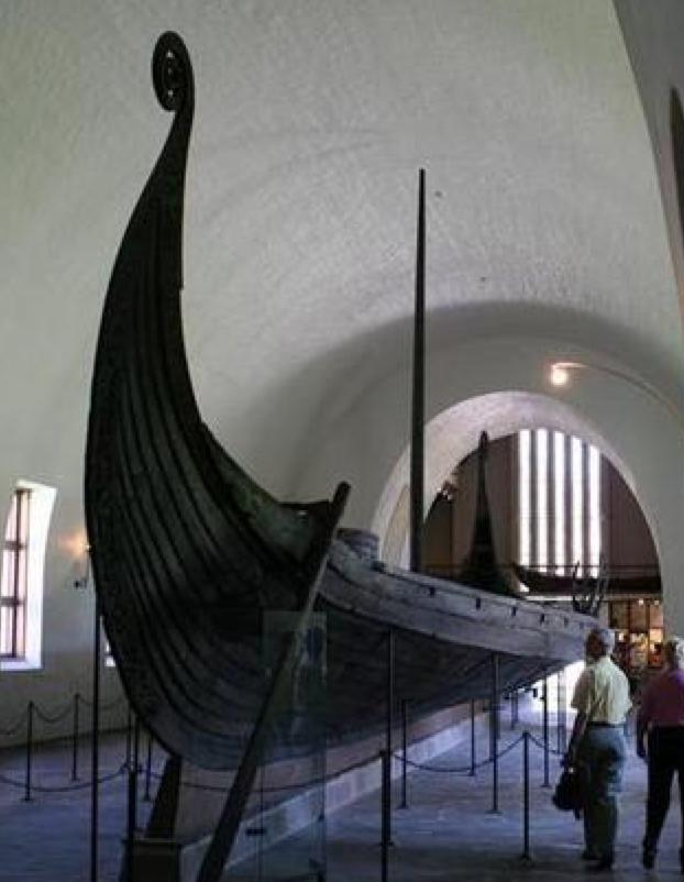 오슬로 바이킹 박물관