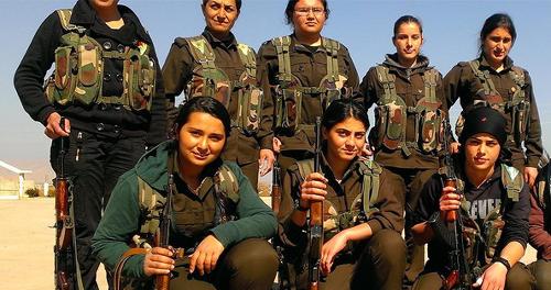 전 세계에서 인정받고 있는 여군 특수부대 TOP6