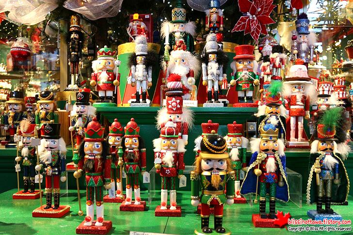 캐나다 동부 퀘벡시티 여행 크리스마스 가게