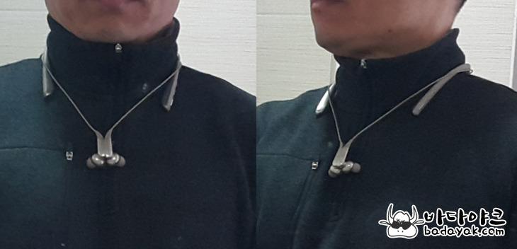 삼성 레벨U 프로 BN920C 넥밴드 블루투스 이어폰 장점 단점