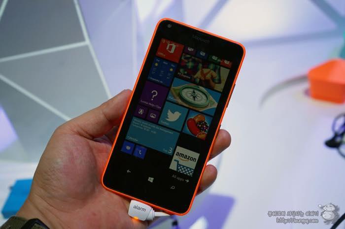 마이크로소프트, MS, MWC, 루미아, lumia, 640