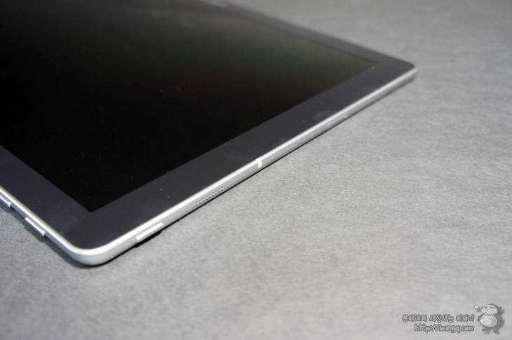 갤럭시 탭 프로S,  패키지, 디자인, 리뷰, 개봉기 윈도우태블릿, 카메라
