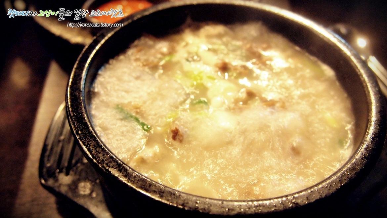 [홍대 맛집]속시원한 홍대 순대국의 진수 토박이 사골순대