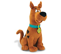 Scooby-Doo Guard Dog Plush