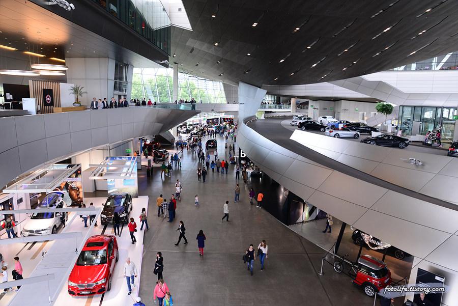 [유럽/독일/뮌헨] BMW의 모든것을 볼 수 있는곳, BMW 박물관(BMW Museum)