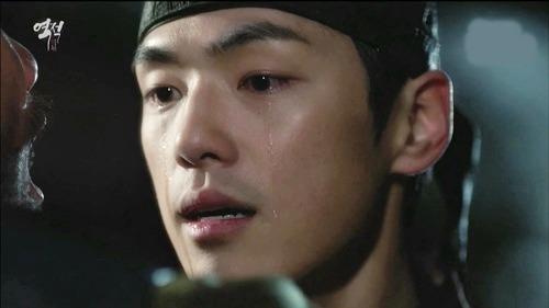 '역적' 모리(김정현)의 눈물에 가슴 아팠던 이유
