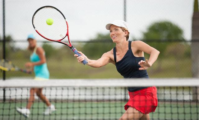 30대운동추천 건강 테니스