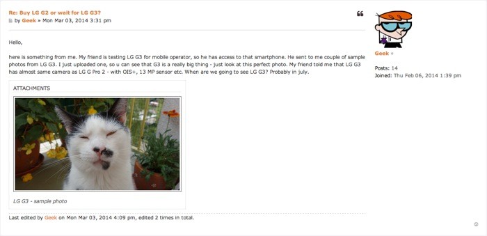 LG G3 카메라 촬영 사진