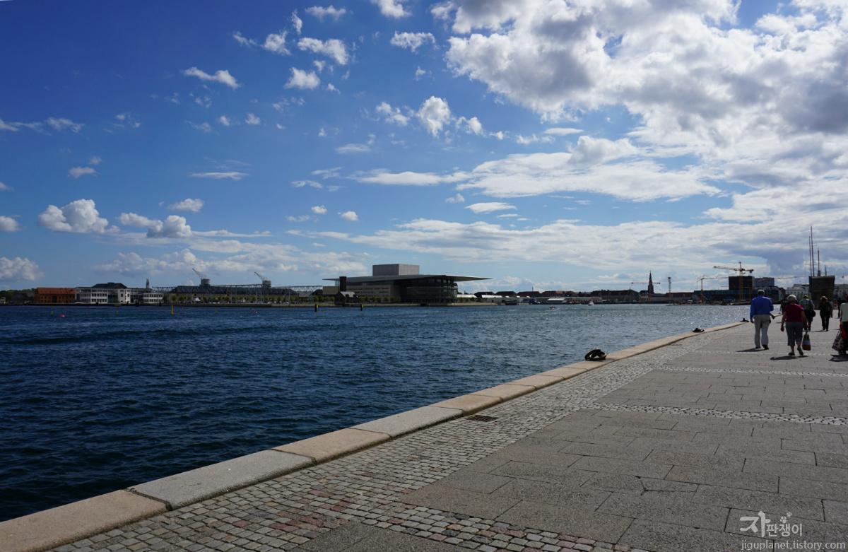덴마크여행 멋진 항구 도시 코펜하겐