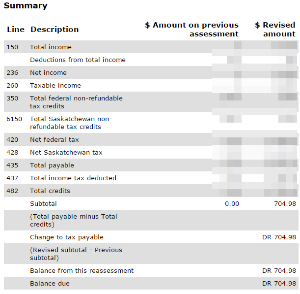 how to pay cra tax owing online