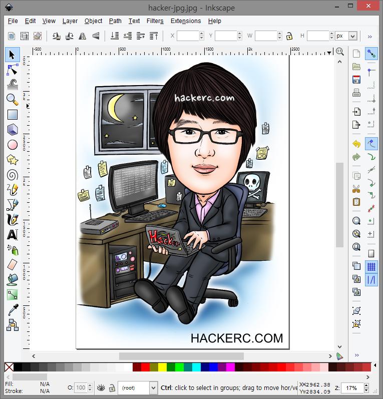 잉크스케이프(Inkscape)