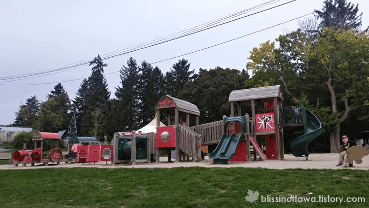 캐나다 농업 식품 박물관 놀이터