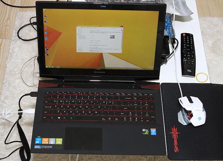 레노버 게이밍 노트북, Lenovo Y50-70, 벤치마크 ,후기, 레노버, 레노버 Y50-70,IT리뷰,리뷰,후기,사용기,제품사용기,사용기,후기,IT,열화상사진,열화상,온도,게임,배틀필드4,레노버 게이밍 노트북 Lenovo Y50-70 벤치마크 후기를 올려봅니다. 요즘에는 노트북으로도 게임을 즐기는 사용자들이 많아졌습니다. 노트북의 사양이 좋고 무거운 노트북은 이미 많이 있었는데요. 요즘은 좀 스림해지면서 성능이 좋은 노트북이 대세 입니다. 레노버 게이밍 노트북 Lenovo Y50-70도 그런 노트북 인데요.휴대를 할 수 있을정도의 무게에 성능은 데스크탑 성능만큼 많이 올라갔습니다. 저는 배틀필드4를 기준으로 게임 테스트를 해봤는데요. Lenovo Y50-70는 UHD해상도를 넣은 노트북 입니다. 4K 해상도를 구현하는 노트북인데요. 보통 게임을 구동할 때 해상도가 높으면 좀 더 섬세한 게이밍이 가능하긴 하지만, 그래픽카드 부담은 훨씬 늘어나긴 합니다. 즉 하드웨어 퍼포먼스 면에서는 4K 해상도가 상당히 부담스러운 부분이긴 한데요. 그렇지만 4K 해상도를 넣은 이유라면 윈도우8 운영체제의 도움도 있고 요즘 대세인 WQHD이상의 고해상도에 대한 갈망 부분도 있습니다. 저는 실제로 레노버 게이밍 노트북 Lenovo Y50-70를 써보면서 성능적인 부분에서 얼마나 가용성이 있는지 그리고 어느정도까지 활용할 수 있는지 간단하게 벤치마크를 해보려고 합니다.