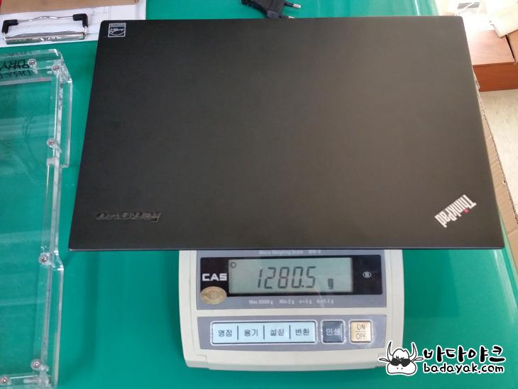 14인치 울트라북 레노버 씽크패드 X1 카본
