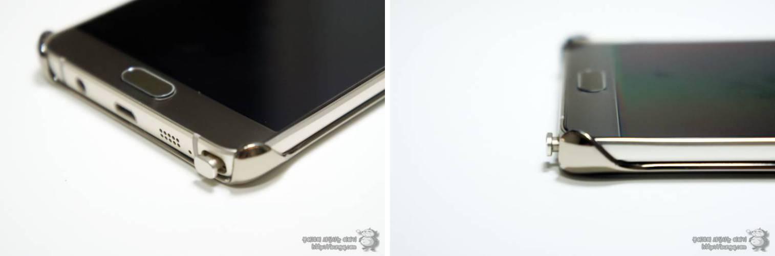 골드, 갤럭시노트5, 케이스, 추천, 정품, 클리어커버, 착용감, S펜