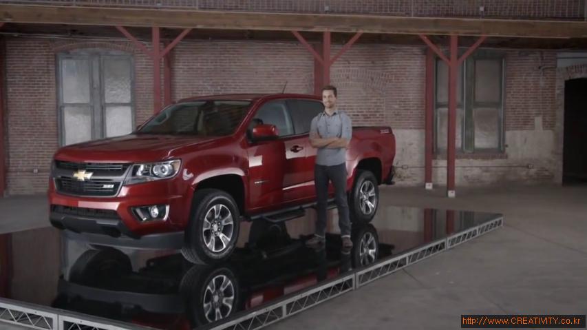 트럭을 타는 남자가 훨씬 더 섹시하다? - 쉐보레 콜로라도(Chevrolet Colorado)의 바이럴 영상, '포커스 그룹(Focus Groups)'편 [한글자막]