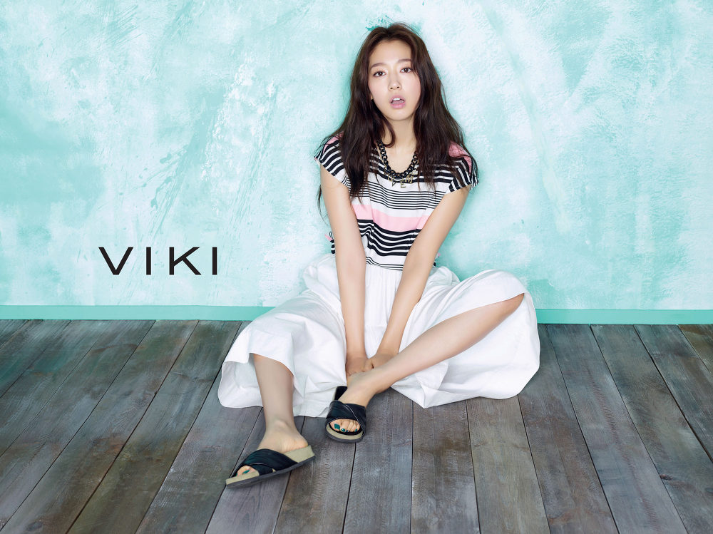 VIKI 2015 Summer Collection 박신혜