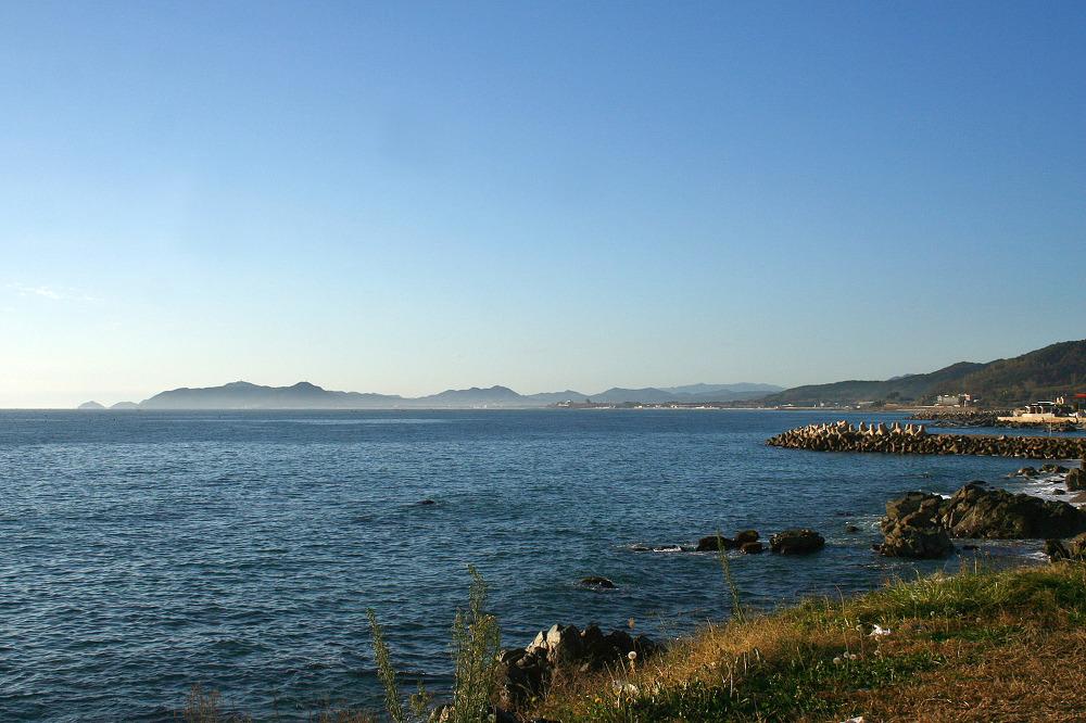 바이크로 달리자 - 3일차 ① :: 바다 그리고 바다 : 244EC5485145AAAD0ED41B
