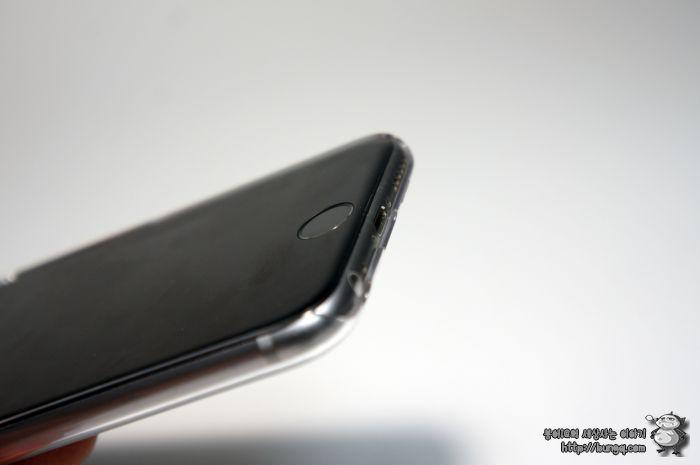 아이폰6, 케이스, 포포베, 베어브릭스, 몽테뉴, 핏, 착용감