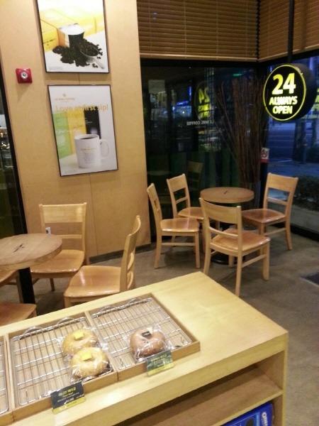 교대역 24시간 카페