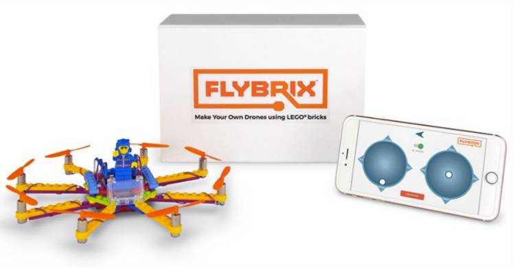레고, lego, drone, 드론, 플라이브릭스, flybrix