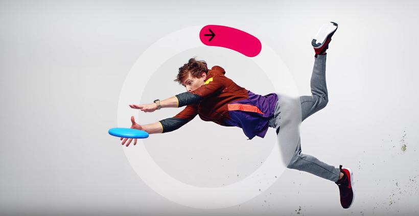 애플워치 시리즈2 광고 CF(Apple Watch Series 2 Close Your Rings — Catch, Swim, Play)