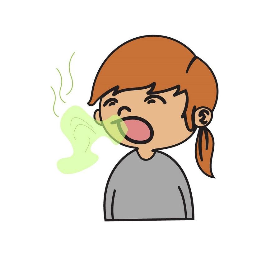 입냄새 심한이유