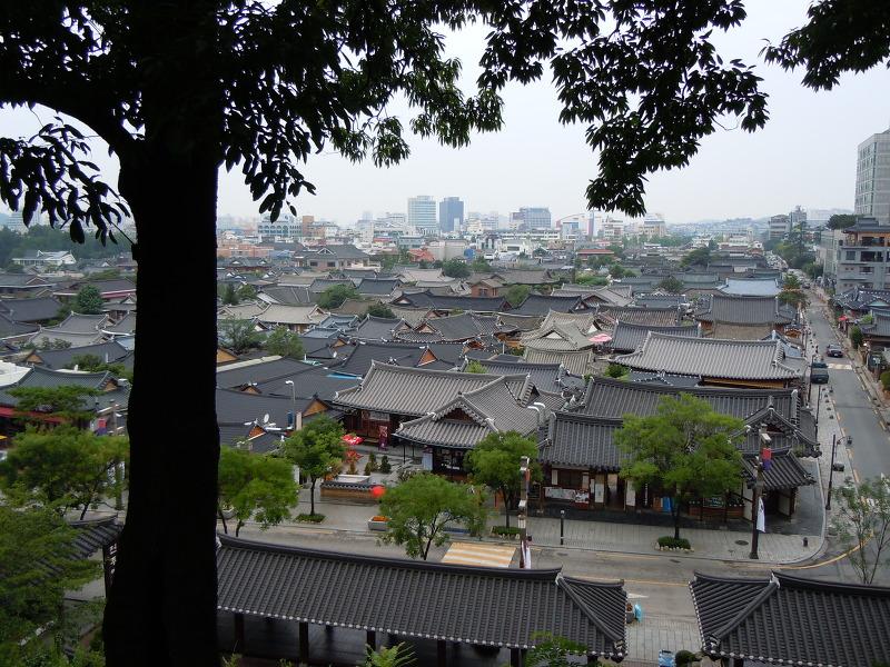 전라북도 전주한옥마을 관광객 수 증가요인