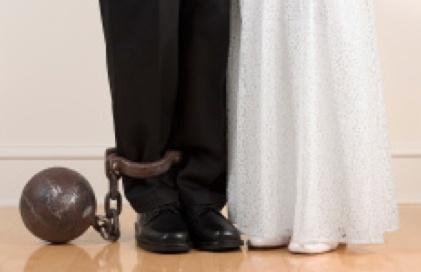 결혼 단점