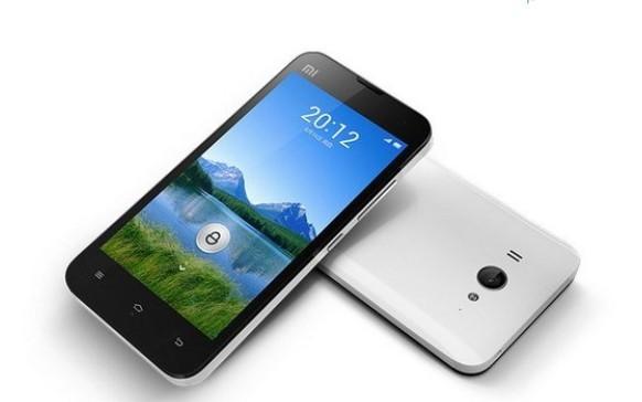 2012년 중국, 안드로이드 스마트폰 HOT 20