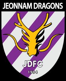 Jeonnam Dragons FC emblem(crest)