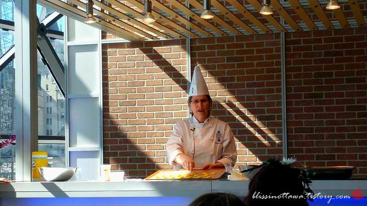 프렌치 마카롱 요리 교실입니다