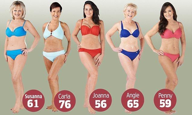 Bikini wear why woman