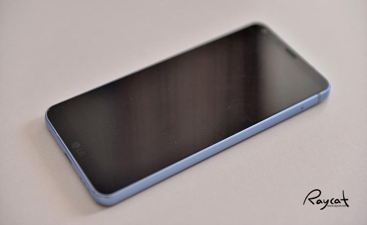 LG G6 PLUS BLUE