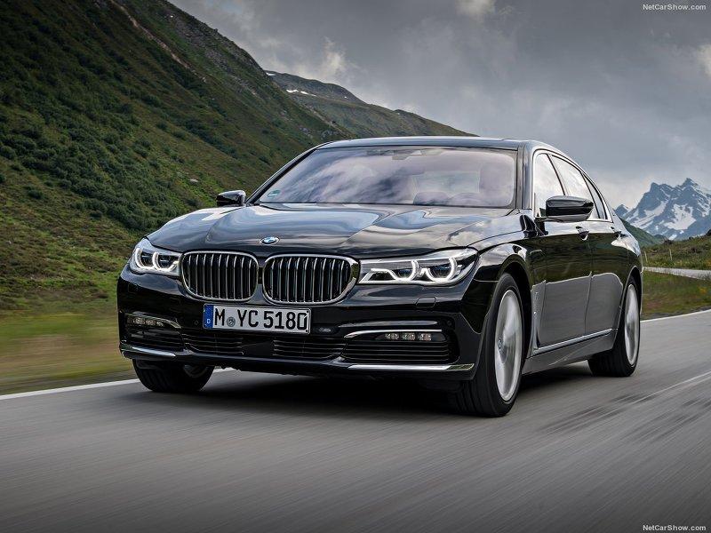 BMW 7시리즈 1년간 공짜 마케팅으로 S 클래스 흠집내기