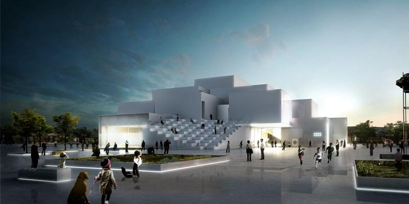 Lego house for Arquitectura 5 de mayo plan de estudios