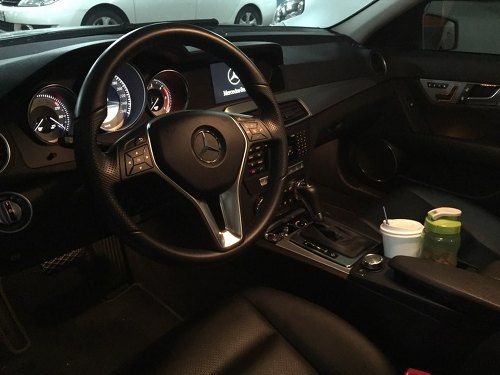 벤츠 c220 cdi 한성자동차 공식센터 수리 후기