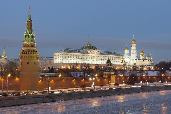 크렘린궁 Kremlin Moscow