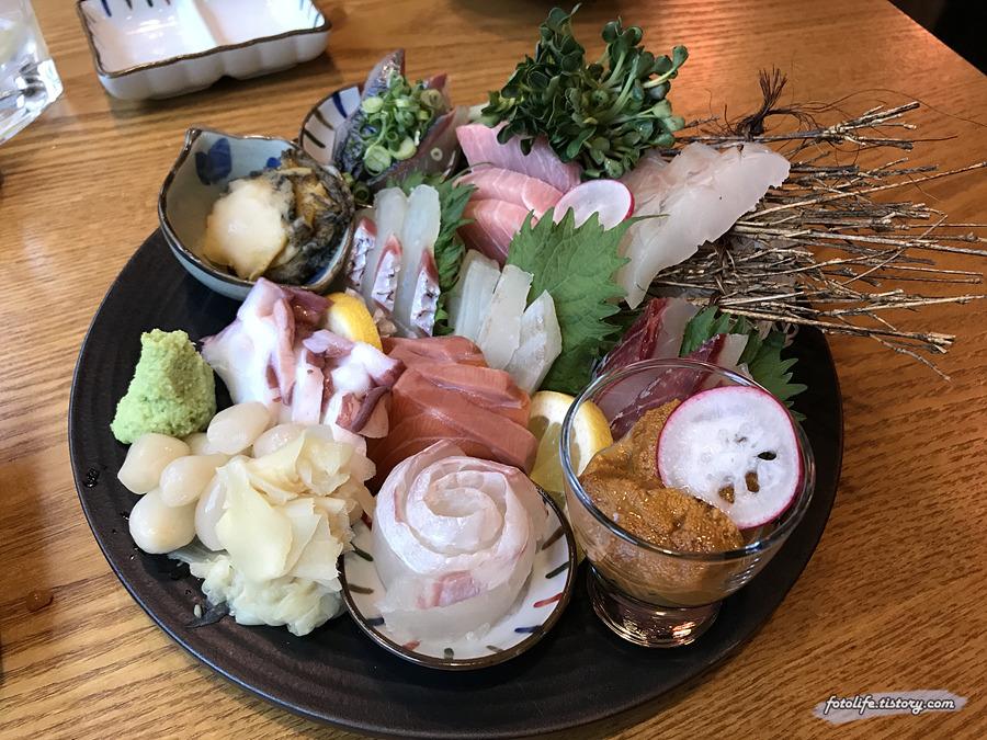 [선릉 맛집] 조용한 분위기의 일본 선술집 이자카야, 센도수산