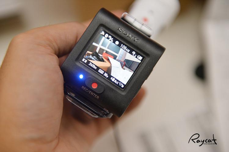 소니 액션캠 FDR-X3000 라이브뷰 리모트