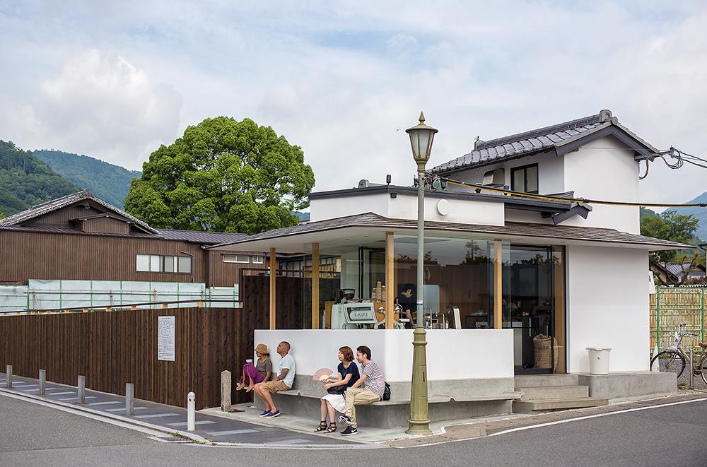 교토 여행 아라시야마의 풍경을 마시다, % 아라비카 커피 ARABICA coffee