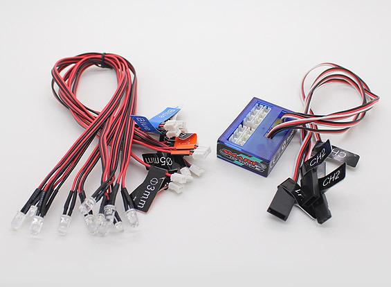 아침만 뉴요커 Turnigy Smart Led Car Lighting System 터니지