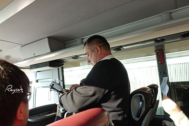자그레브 공항 버스 티켓은 기사 아저씨한테 구매