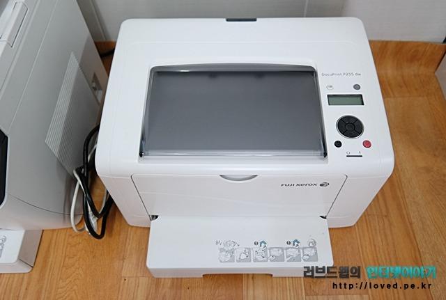 후지제록스 프린터스, 레이저 프린터, 프린터, 흑백 프린터, 모노 프린터,  DocuPrint P255 dw