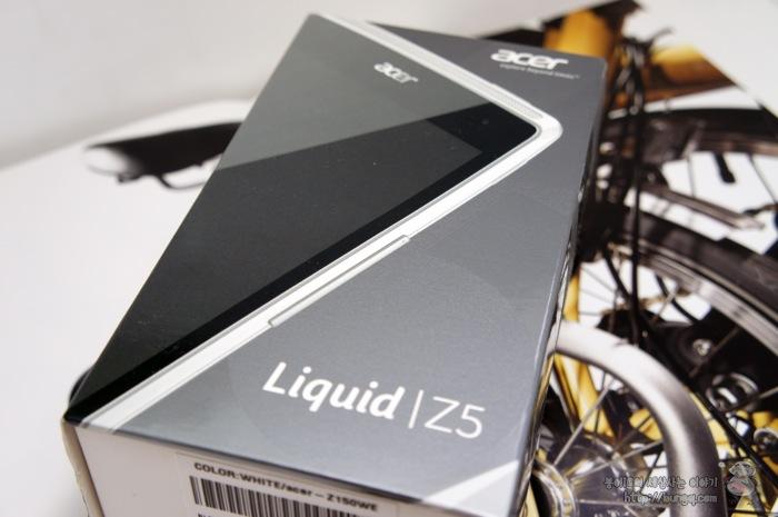 에이서 리퀴드 Z5 간략 후기, 저가형 스마트폰의 가능성을 발견하다