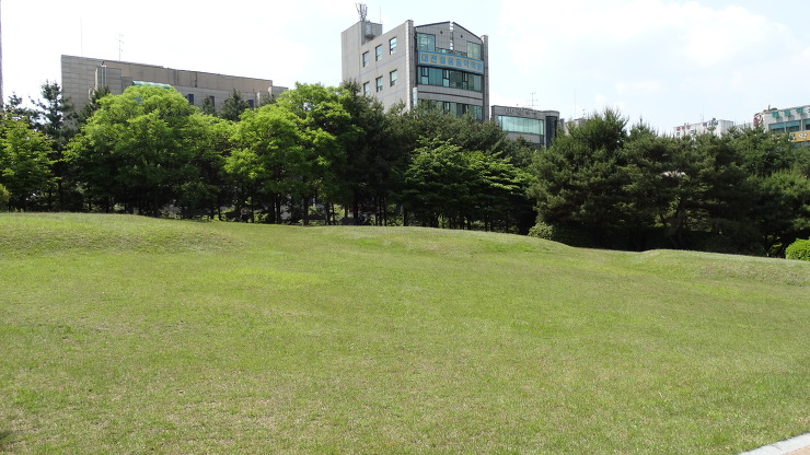 대전도심여행 둔산 선사유적지 동산